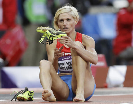 Olympics Doping Retests