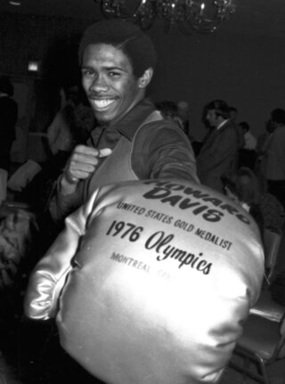 Obit Howard Davis Boxing