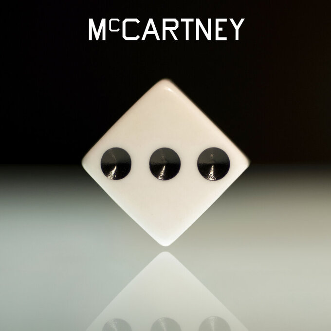 """This cover image released by Capitol Records shows """"McCartney III,"""" by Paul McCartney. (Capitol via AP)"""