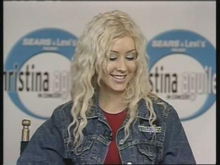 Christina Aguilera Clipreel: Part 20