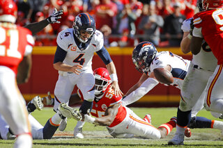 Dee Ford, Case Keenum