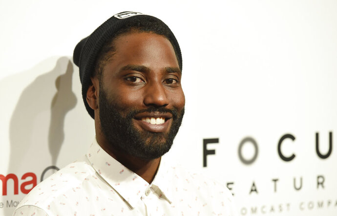 John David Washington, a cast member in the upcoming film