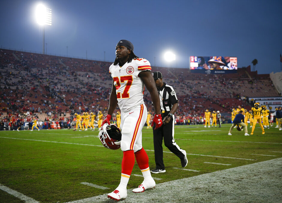 Browns Hunt Suspended Football