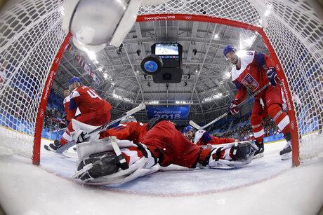APTOPIX Pyeongchang Olympics Ice Hockey Men