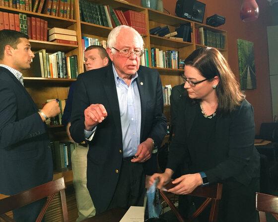Sanders Kentucky
