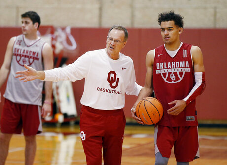 Lon Kruger, Trae Young