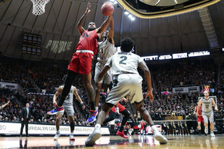 Ball St Purdue Basketball