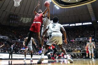 Ball St Purdue Basketball