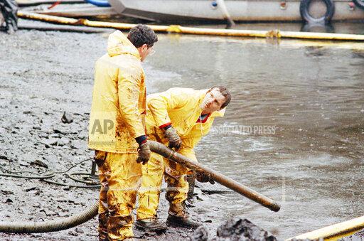 Exxon Valdez Oil Disaster