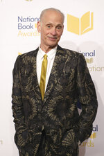 John Waters attends the 70th National Book Awards ceremony and benefit dinner at Cipriani Wall Street on Wednesday, Nov. 20, 2019, in New York. (Photo by Greg Allen/Invision/AP)