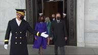 US Inauguration Biden Troops
