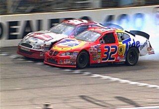 NASCAR Darlingotn Finish Auto Racing