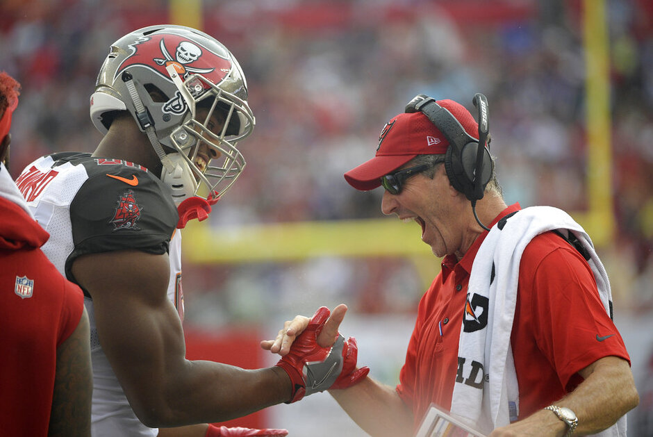 Dirk Koetter, O.J. Howard