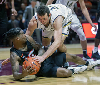 Notre Dame Virginia Tech Basketball