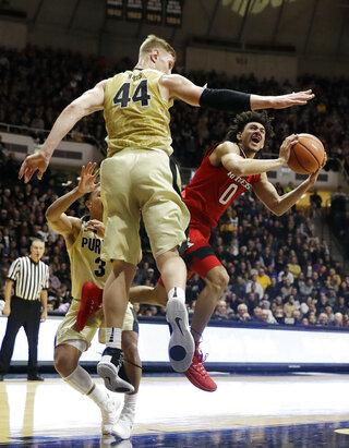 Rutgers Purdue Basketball