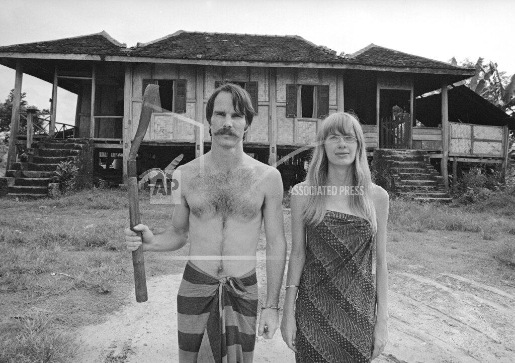 Watchf AP I   LAO APHS421972 Vientiane Laos 1968