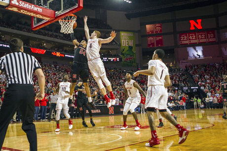 Maryland Nebraska Basketball