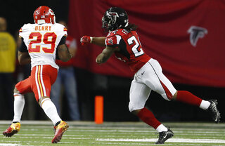 Chiefs Falcons Football