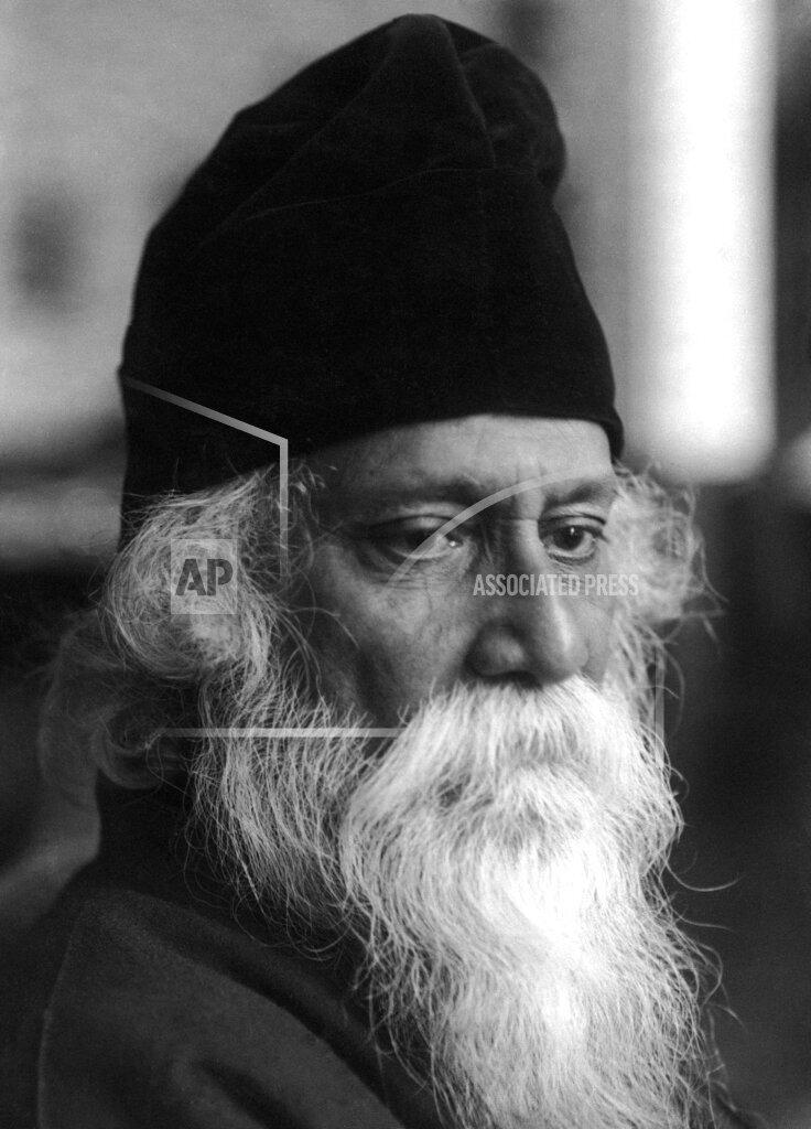 Watchf AP I   DEU APHSL37235 Germany Berlin Rabindranath Tagore