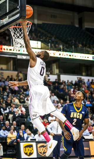 UNC Greensboro Wake Forest Basketball