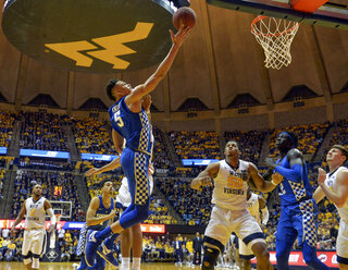 Kentucky West Virginia Basketball