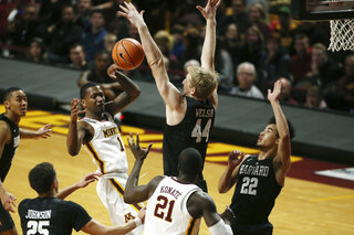 Harvard Minnesota Basketball