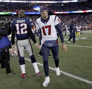 Tom Brady, Brock Osweiler
