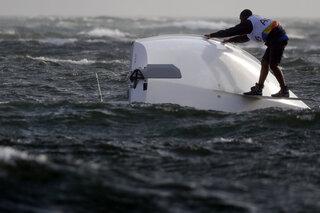 Rio Olympics Sailing Men