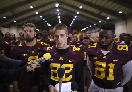 Minnesota Boycott Football