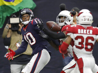Patrick Peterson, DeAndre Hopkins