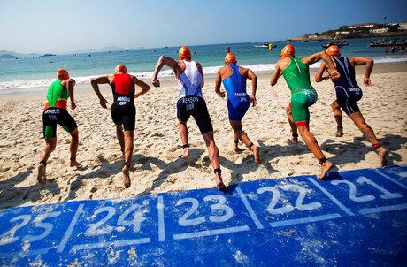 Rio Olympics Triathlons Triumph