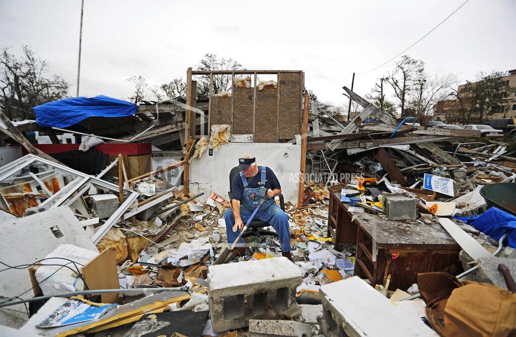 Hurricane Michael Everyday Struggles
