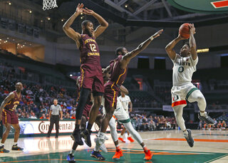Bethune-Cookman Miami Basketball
