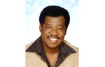 This undated photo provided by Pat Johnson via Rip Rense shows Jerry Lawson, for four decades the lead singer of cult favorite a cappella group the Persuasions. Longtime friend Rense says Lawson died Wednesday, July 10, 2019, in Phoenix after a long illness. He was 75. Lawson's smooth baritone led the eclectic sextet revered as the