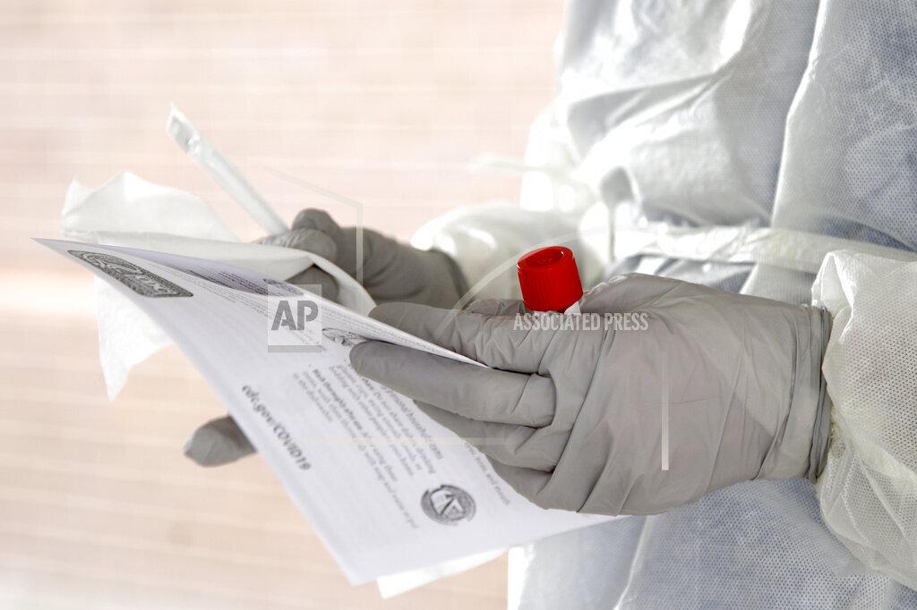 Virus Outbreak Nebraska Testing