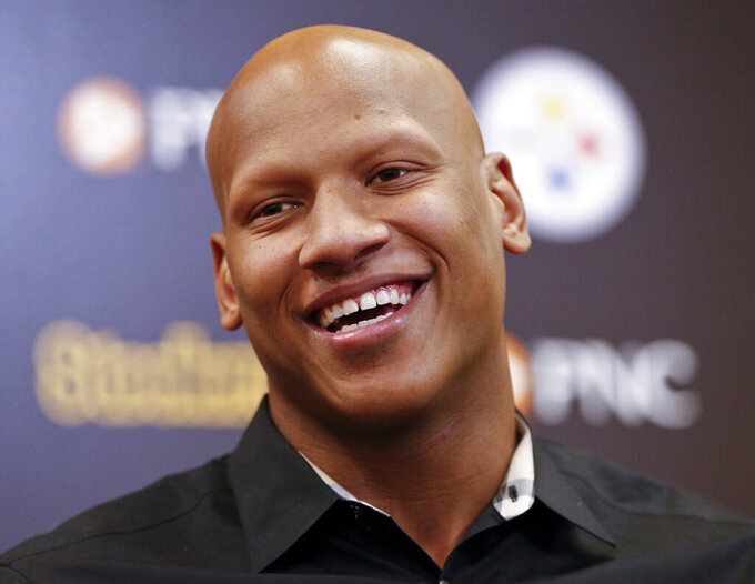 Ryan Shazier wins Halas Award for overcoming adversity