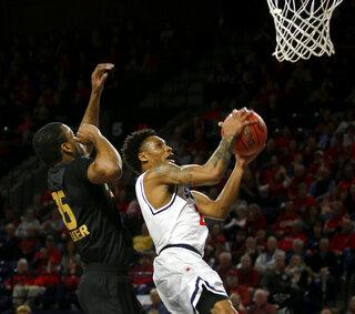 NIT Oakland Richmond Basketball