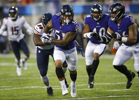 Bears Ravens Football