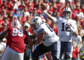 BYU Wisconsin Football
