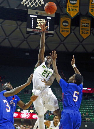 Savannah St Baylor Basketball