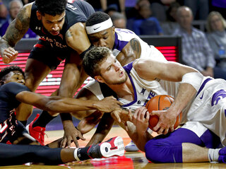 APTOPIX Texas Tech Kansas St Basketball