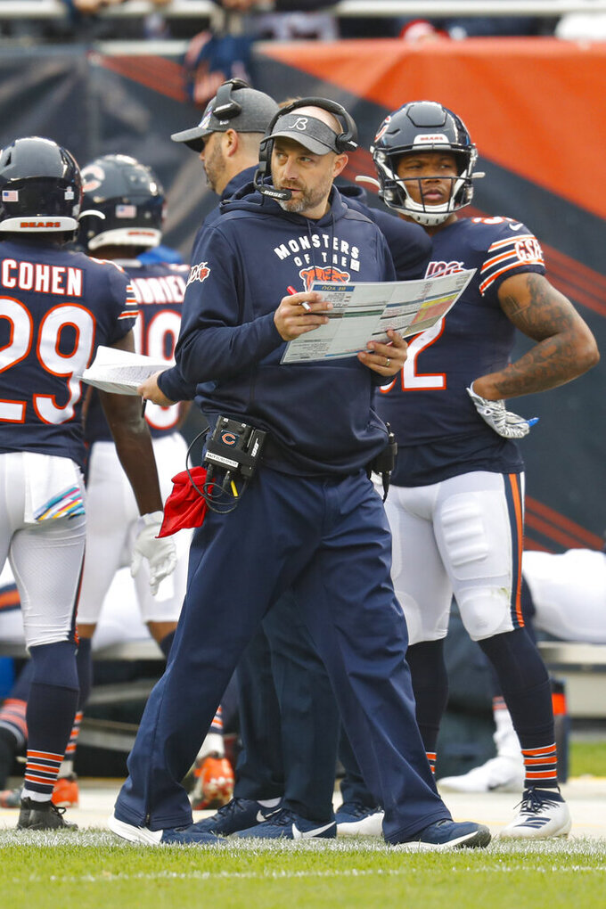 Bears, Chargers look to stop skids, get back to winning