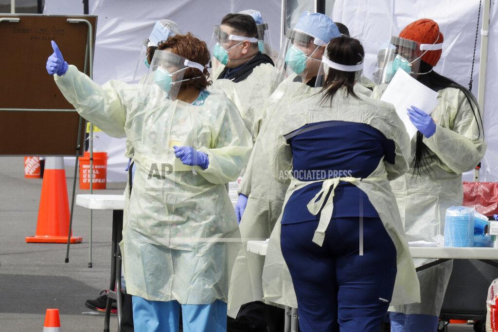 Virus Outbreak Ohio