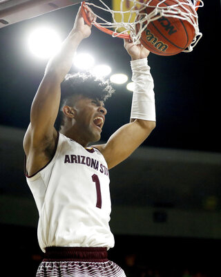 Arizona St Big Guard U Basketball