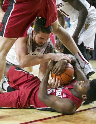 Stanford Arizona St Basketball
