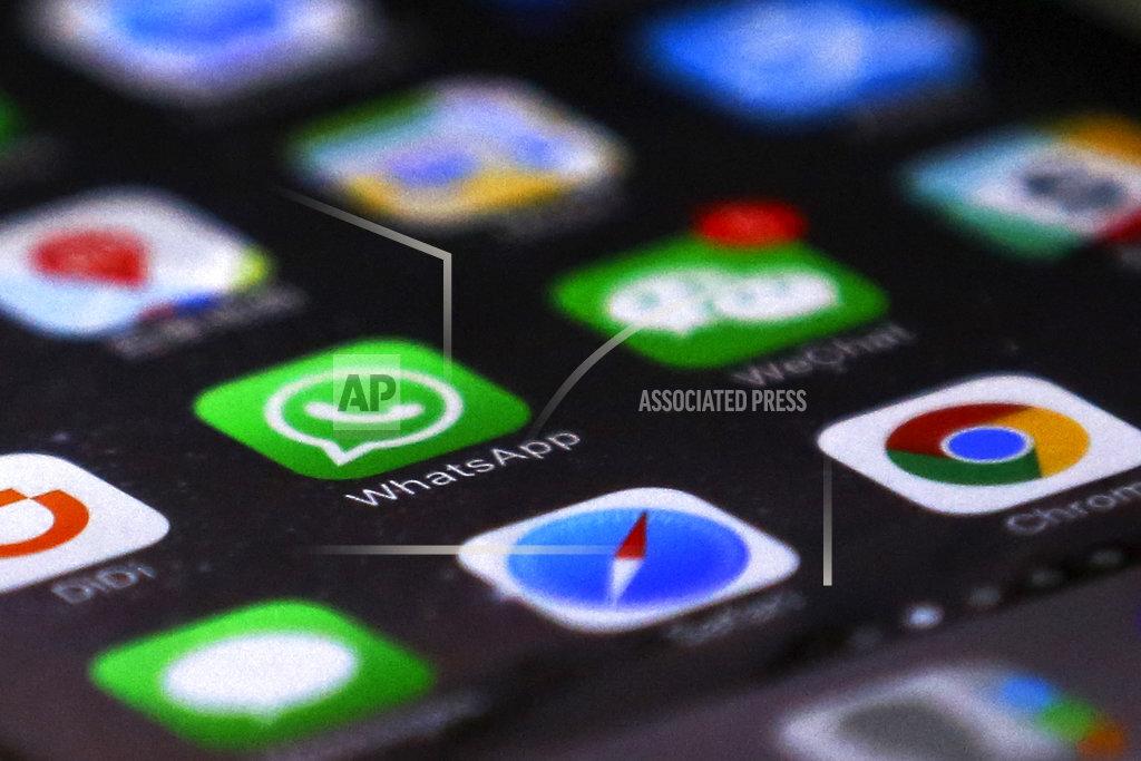 China Whatsapp Disruption
