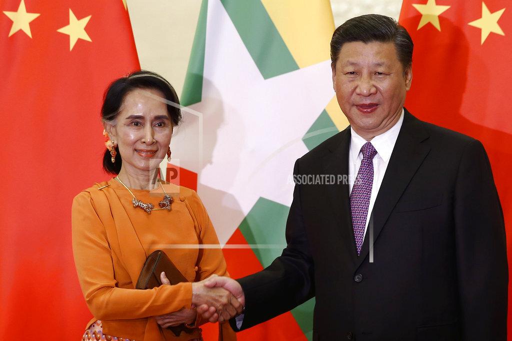 China Myanmar