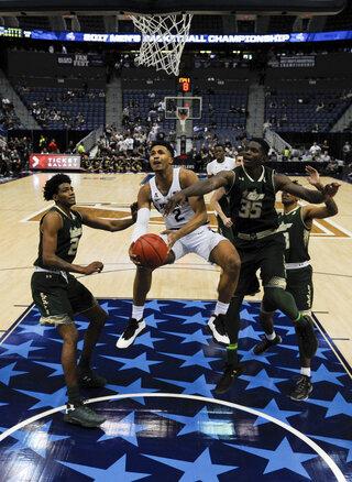South Florida UConn Basketball