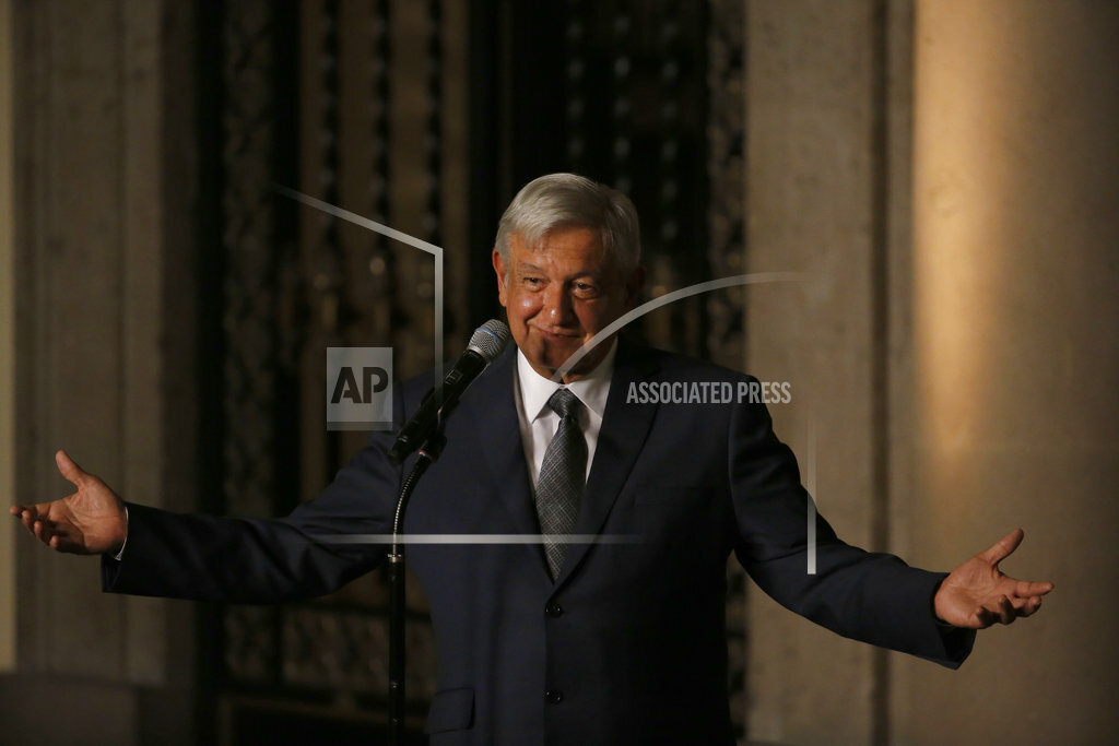 Mexico President Elect