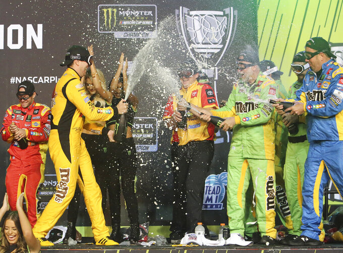 Column: NASCAR bullish on future after promising rebound
